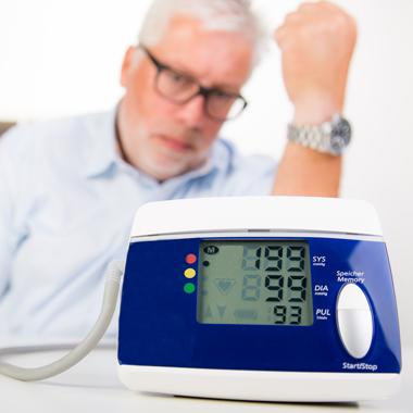 nyaki vénák és magas vérnyomás