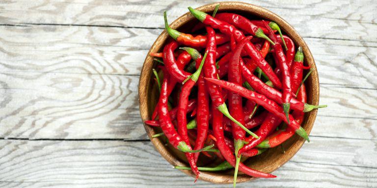 chili paprika és a magas vérnyomás
