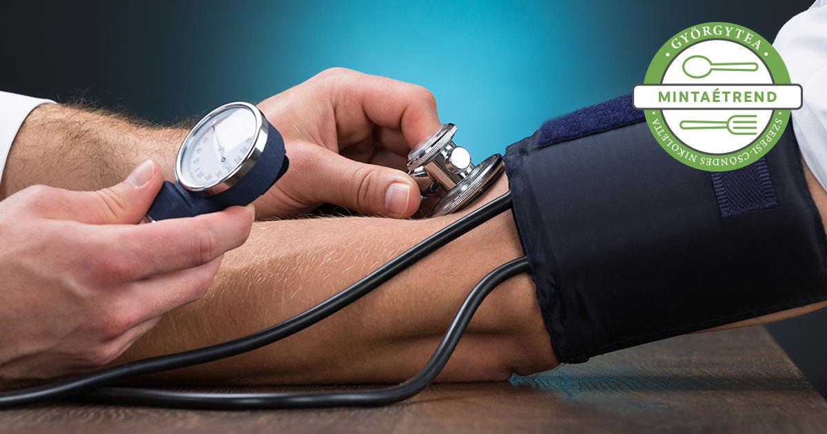 a magas vérnyomás éhgyomri kezelése receptek minden nap magas vérnyomásban