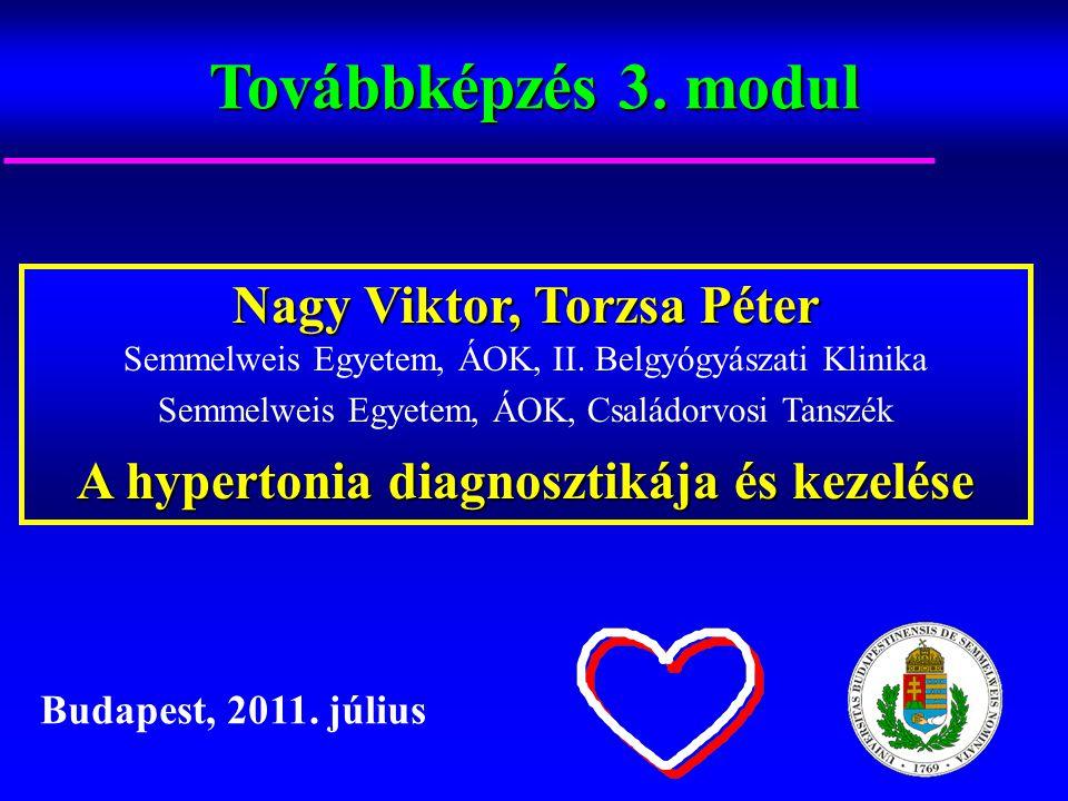 malignus hipertónia kezelése idősekben krónikus veseelégtelenség és magas vérnyomás kezelésére szolgáló gyógyszerek
