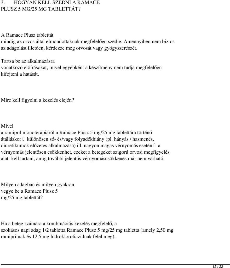 Hypertonia 1, 2, 3 fok, tünetek, kezelés