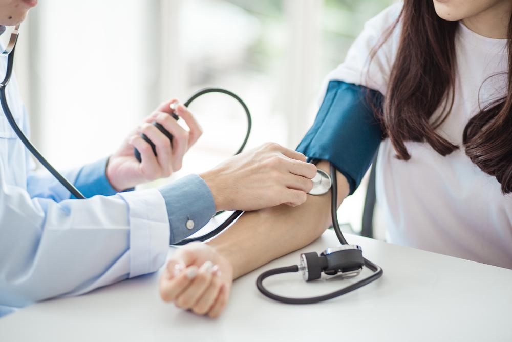 pulzus hipertóniával