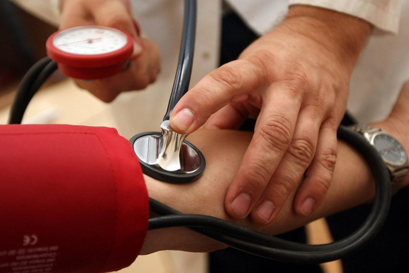 magas vérnyomás fertőzés
