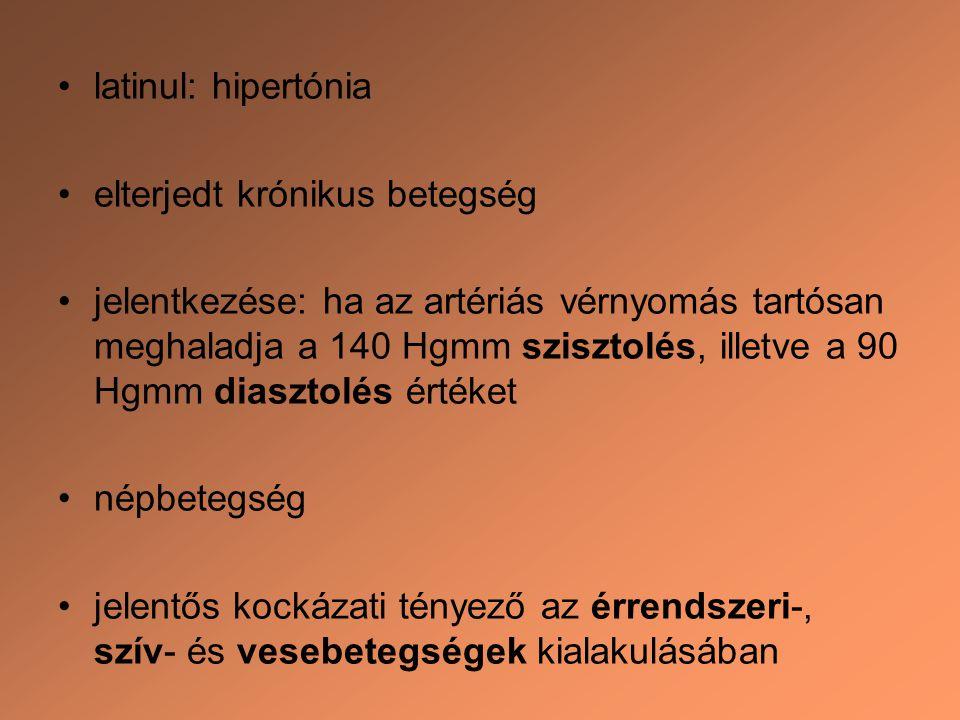 a magas vérnyomás betegség stádiumai Lyapko szőnyeg magas vérnyomás ellen