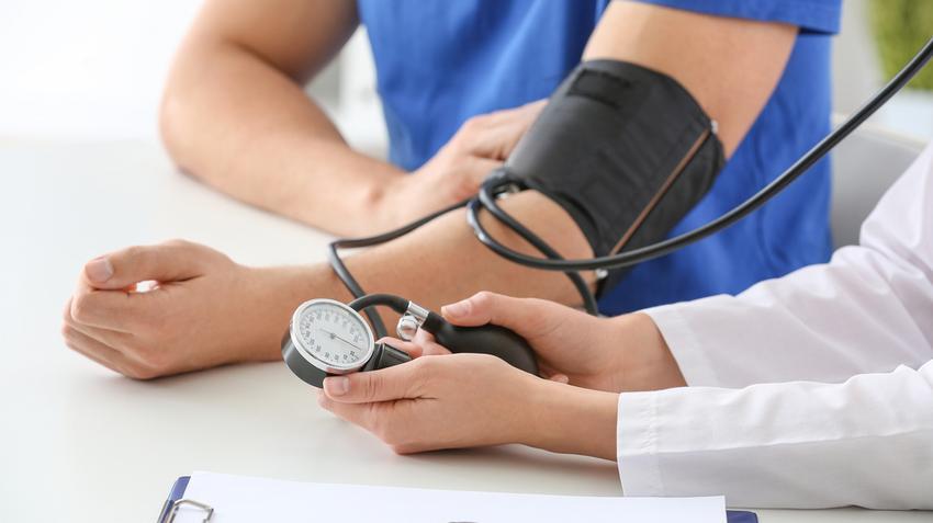 40 éves magas vérnyomás 1 fokozat magas vérnyomás 2 szakasz