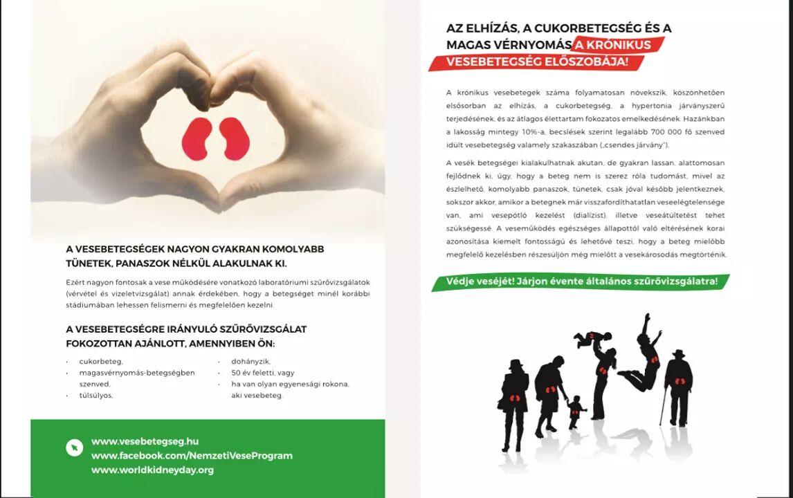 magas vérnyomás krónikus vesebetegség