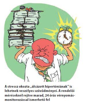 a hipertónia érrendszeri betegség
