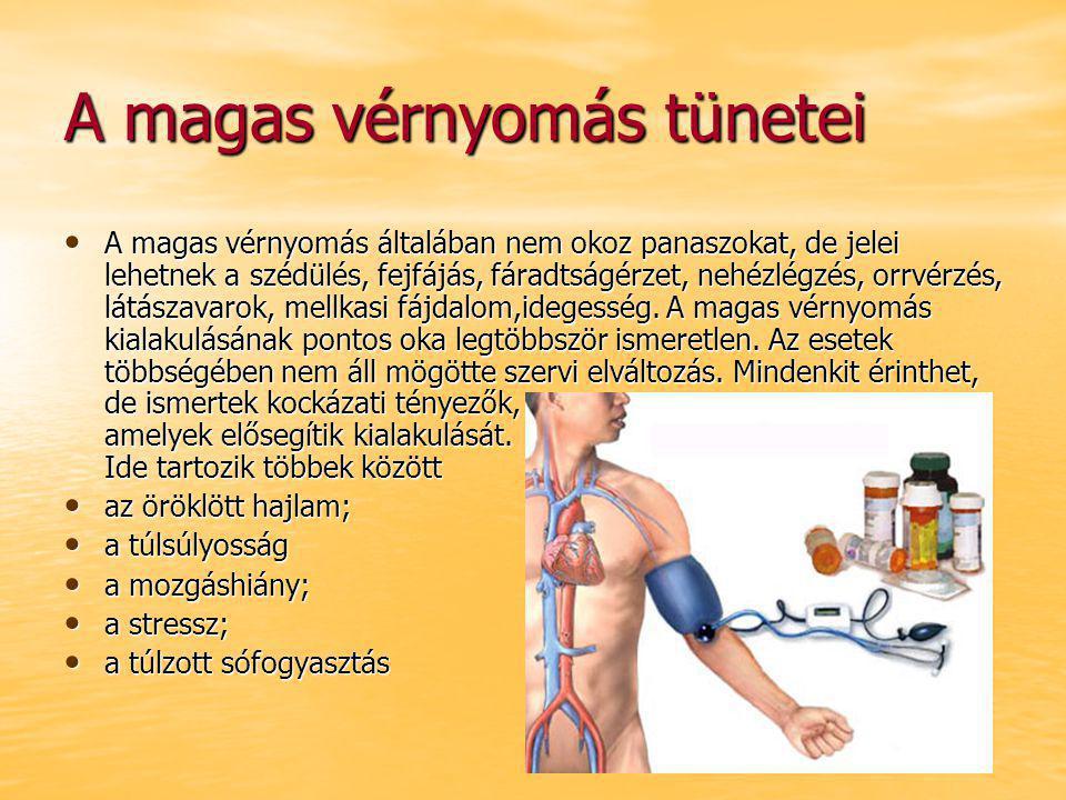 magas vérnyomás emberi betegség szénsavas italok magas vérnyomás ellen