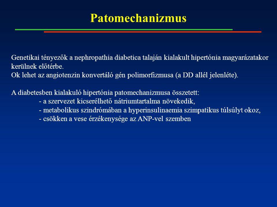 genetikai hipertónia