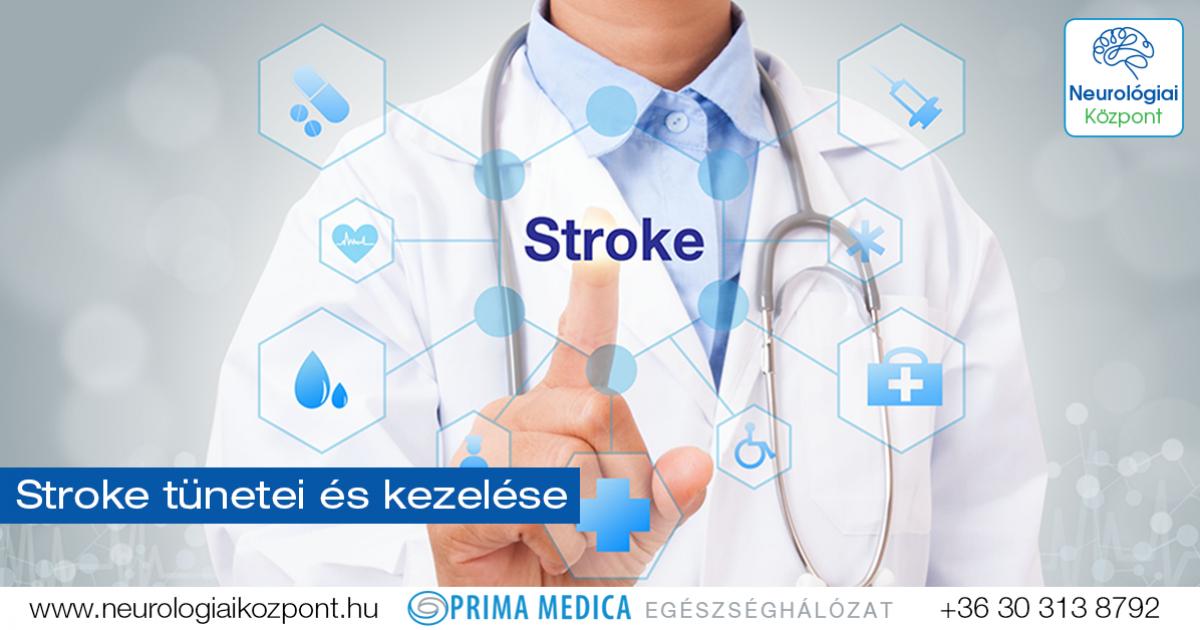 iszkémiás stroke magas vérnyomással