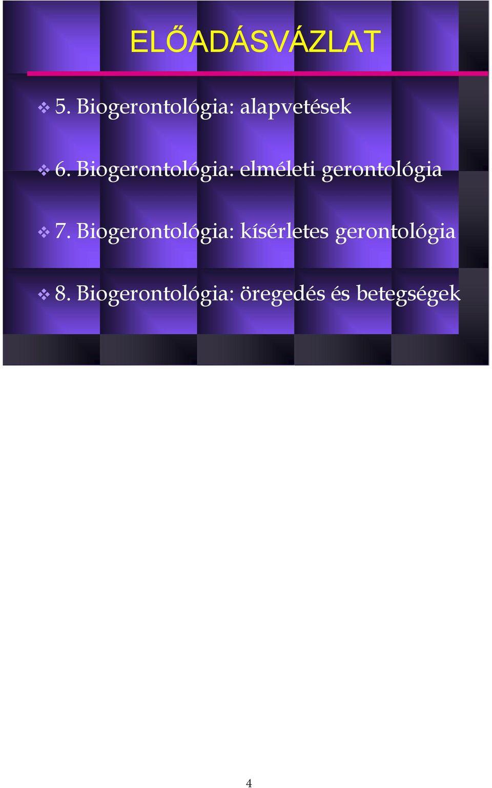 magas vérnyomás és gerontológia