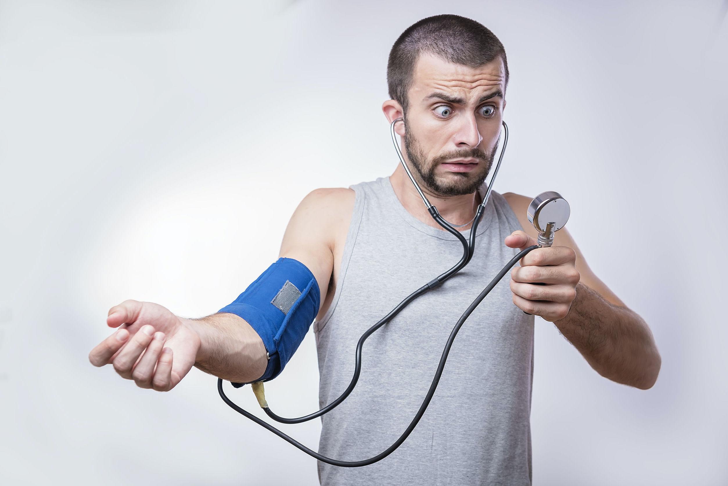 magas vérnyomás és sport
