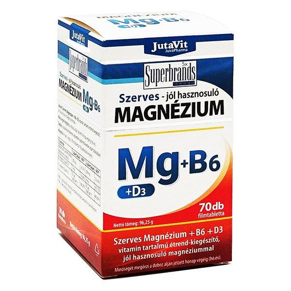 magnézium b6 a magas vérnyomás értékeléséből magas vérnyomás szérum