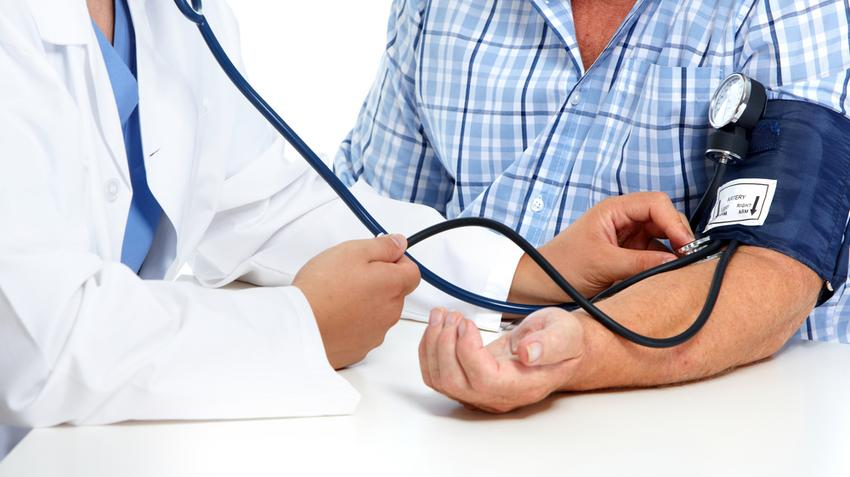 magas vérnyomás kezelése Lyapko applikátorral