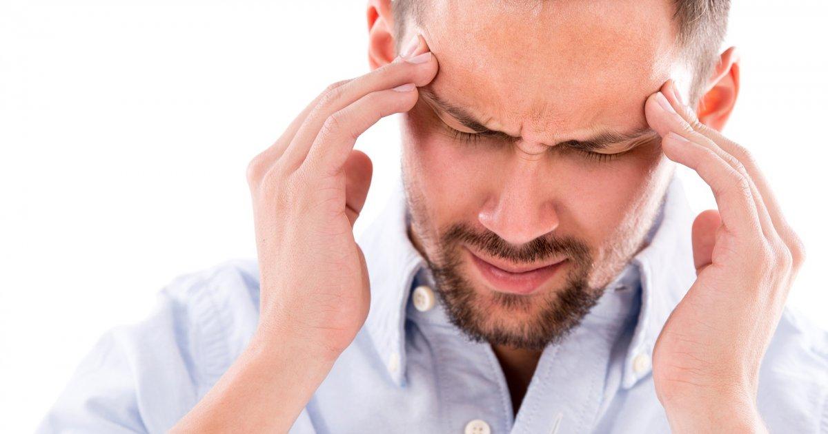 miért okoz fejfájást magas vérnyomás