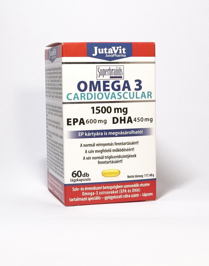 omega-3 magas vérnyomás magas vérnyomás hipotenzió után