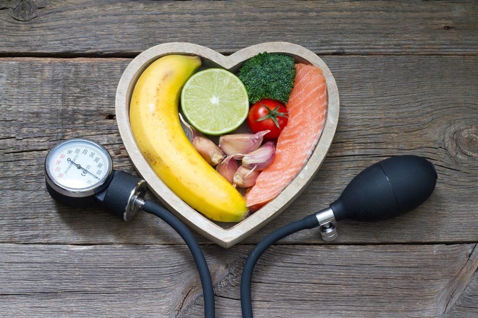 táplálkozás magas vérnyomás alatt