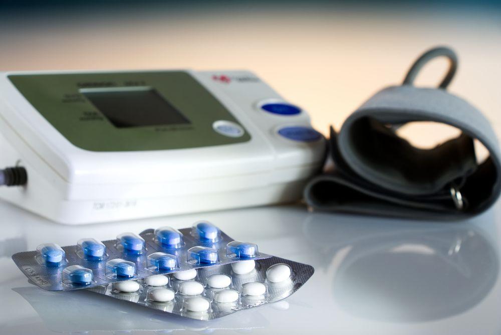 tartósan magas vérnyomás elleni gyógyszerek magas pulzusszám és magas vérnyomás